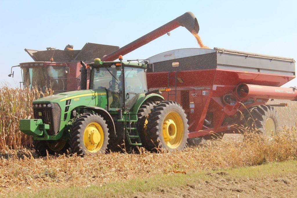 111008 corn harvest