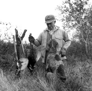 aldo leopold hunter